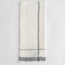 Cambridge Striped Tea Towel | McGee & Co.