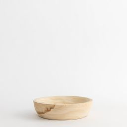 Natural Wooden Bowl | McGee & Co.
