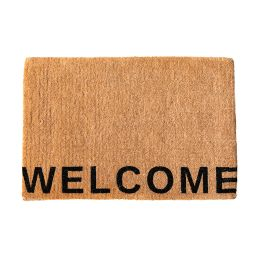Welcome Edge Doormat | McGee & Co.