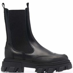 mid Chelsea ankle boots   Farfetch (UK)
