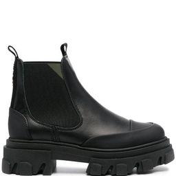 chunky sole boots   Farfetch (UK)