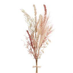 Faux Terracotta Meadow Grass Bunch | World Market