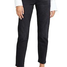 Wedgie Icon Fit Jeans, Black Jeans, Fall Jeans, Dark Wash Jeans, Fall Denim, Black Levis | Shopbop