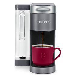 Keurig K-Supreme Single-Serve K-Cup Pod Coffee Maker - Gray   Target