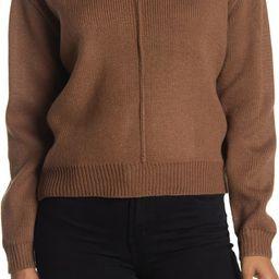 Pullover Dolman Crop SweaterLUSH   Nordstrom Rack