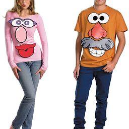 Mr. and Mrs. Potato Head Costume Kit | Amazon (US)