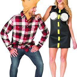 Deer in Headlights Couples Costume | Amazon (US)