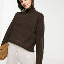 M Lounge relaxed sweater   ASOS (Global)