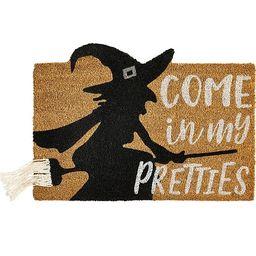 Halloween Collection Come In my Pretties Witch Door Mat | Dillards