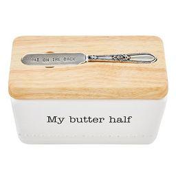 Butter Storage Dish   Dillards