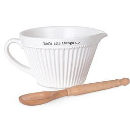 Stir Things Up Mixing Bowl Set | Dillards