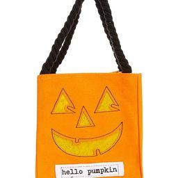 Kids Pumpkin Light Up Treat Bag | Dillards