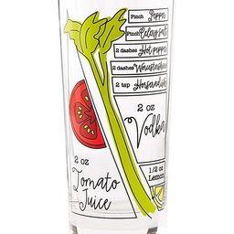 Circa Ingredient Highball Glasses, Set of 6 | Dillards