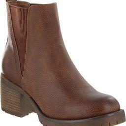 Jody Ribbed Block Heel Chelsea Boot | Nordstrom Rack