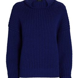 Ines Wool-Blend Turtleneck Sweater | INTERMIX