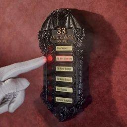 Haunted Hotel Doorbell | Grandin Road | Grandin Road