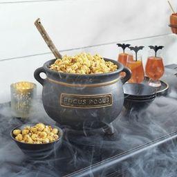 Hocus Pocus Serving Cauldron with Ladle | Grandin Road | Grandin Road