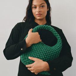 Braided handbag -  Women | Mango USA | MANGO (US)