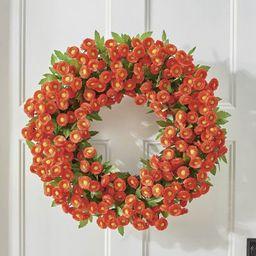 Mum Wreath | Grandin Road | Grandin Road