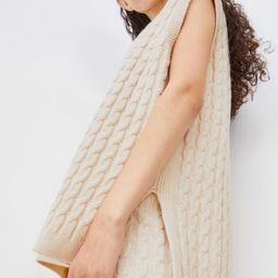 Cable-knit Sweater Vest   H&M (US)