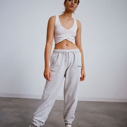 iets frans… Embroidered Jogger Pant | Urban Outfitters (US and RoW)