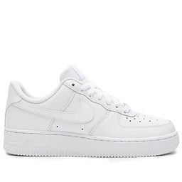 Womens Air Force 1 '07 in White & White | Revolve Clothing (Global)