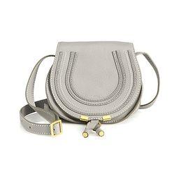 Small Marcie Leather Saddle Bag | Saks Fifth Avenue