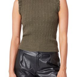 Gardenia Sleeveless Ruffle Sweater | Nordstrom | Nordstrom