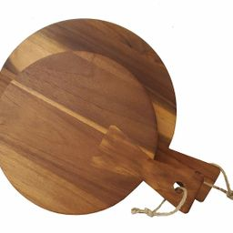 Denmark Acacia Wood Cutting Board Set (Set of 2) | Wayfair Professional