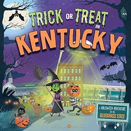 Trick or Treat in Kentucky: A Halloween Adventure In The Bluegrass State | Amazon (US)