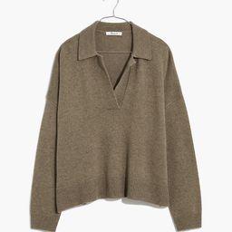 Davie Polo Sweater   Madewell