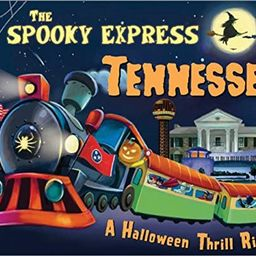 American West Books, Book The Spooky Express Tennessee | Amazon (US)