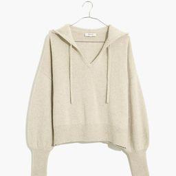 (Re)sourced Cashmere Allendale Hoodie Sweater   Madewell