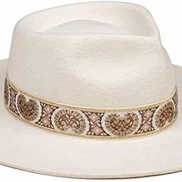 Lack of Color Women's Beverly Vintage-Style Classic Wool Fedora | Amazon (US)