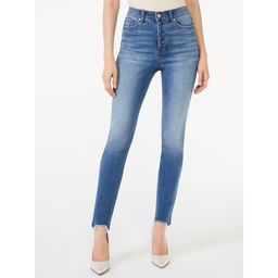 Easy to style, easy to wear. Scoop's Essential Skinny Jeans prove that the silhouette is here t...   Walmart (US)