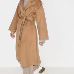 Alamo belted midi coat | Farfetch (US)