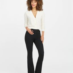 Flare Jeans, Clean Black | Spanx