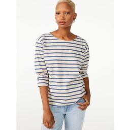 Free Assembly Women's Sailor T-Shirt   Walmart (US)