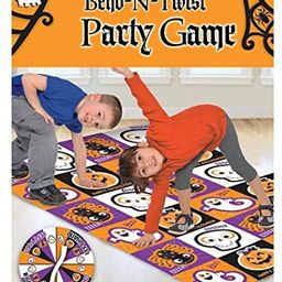 Halloween Bend and Twist Party Game | Amazon (US)