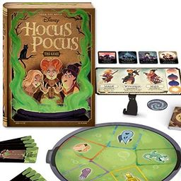 Ravensburger Disney Hocus Pocus: The Game for Ages 8 an Up - A Cooperative Game of Magic and Mayh... | Amazon (US)