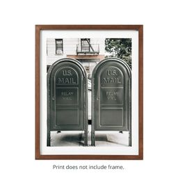 6. Double Mailboxes in NYC Photography Print New York City | Etsy | Etsy (US)