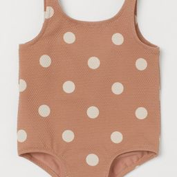 Patterned Swimsuit | H&M (US)