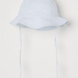Cotton Sun Hat | H&M (US)