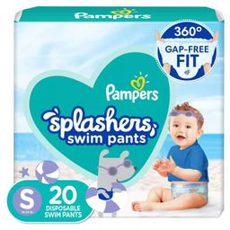 Pampers Splashers Disposable Swim Pants - (Select Size and Count) | Target