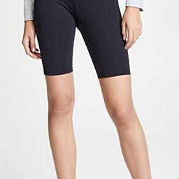 High Rise Bike Shorts | Shopbop