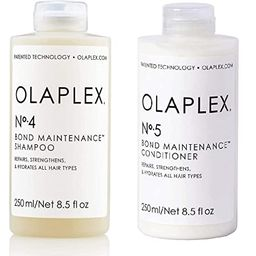 Olaplex No.5 Bond Maintenance Conditioner, 8.5 Fl Oz with Olaplex No.4 Bond Maintenance Shampoo, ... | Amazon (US)