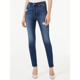 Scoop Women's Essential Skinny Jeans | Walmart (US)