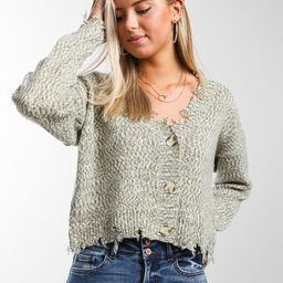 Marled Cardigan Sweater | Buckle