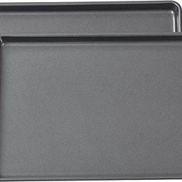 Wilton Easy Layers Sheet Cake Pan, 2-Piece Set | Amazon (US)