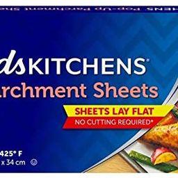 Reynolds Kitchens Pop-Up Parchment Paper Sheets, 10.7x13.6 Inch, 30 Count | Amazon (US)